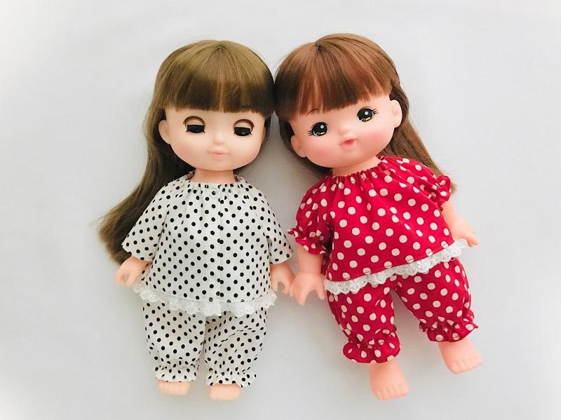 ソランちゃんのパジャマの作り方