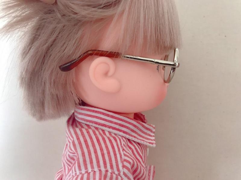 メルちゃんのメガネはどこで売ってる?