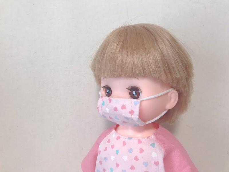 ネネちゃんののマスク