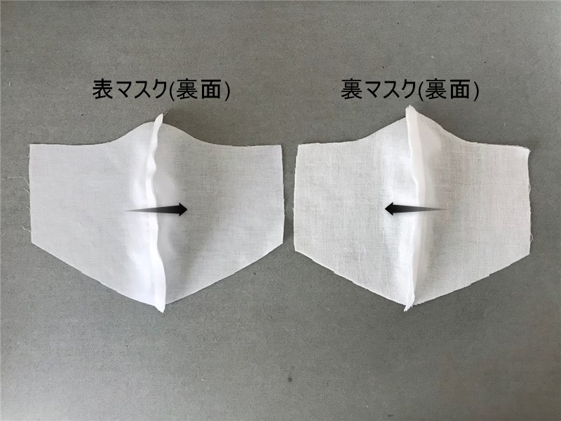 マスク 作り方 ない 苦しく 【しゃべってもズレない手作りマスク】型紙ありリバーシブルゴム調整OK