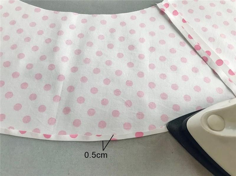 メルちゃんのドレスの作り方