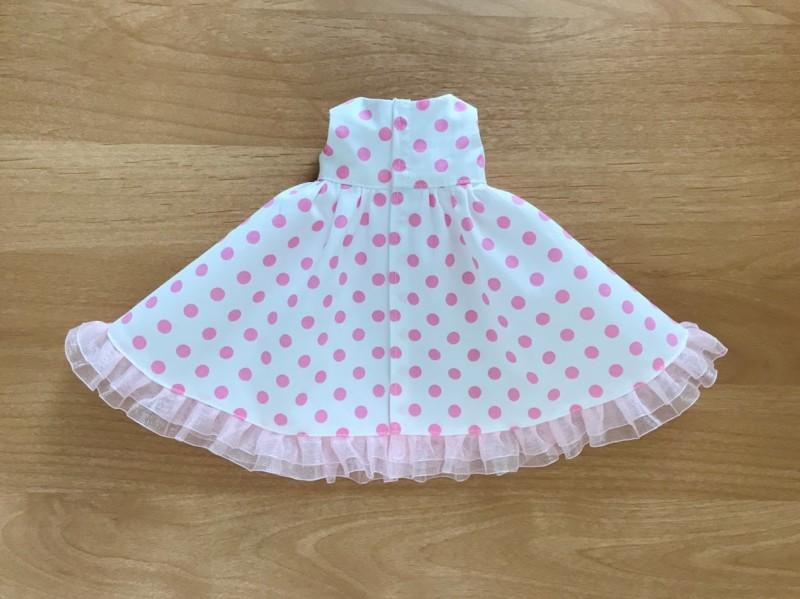 メルちゃんのハンドメイドドレス