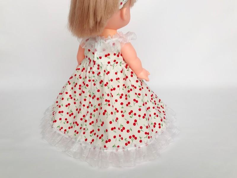 メルちゃんのドレス