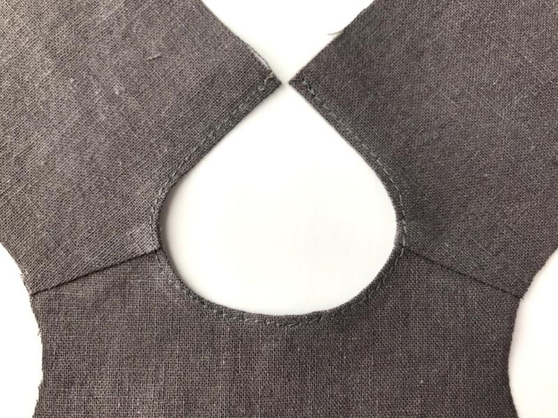 メルちゃんのハンドメイド服ー作り方